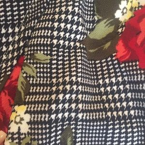 Almost Famous Dresses - ALMOST FAMOUS Patterned Dress